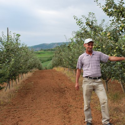 Florin Torba_ National Federation of Communal Forests and Pastures of Albania