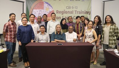 CBI 9-10 Group Photo 1 - Jakarta