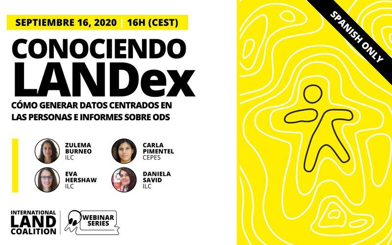 LANDex webinar postcard SP
