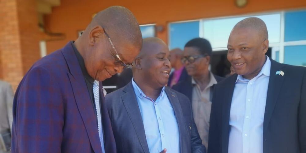 land administration workshop_Tshepo/LandNNES