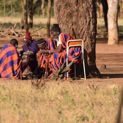 Maasai Pastoralists in Ole Ngapa Villages, Kiteto - Tanzania_Israel/ILC