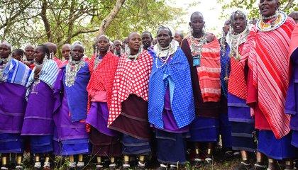 pastoralists in Tanzania/TNRF