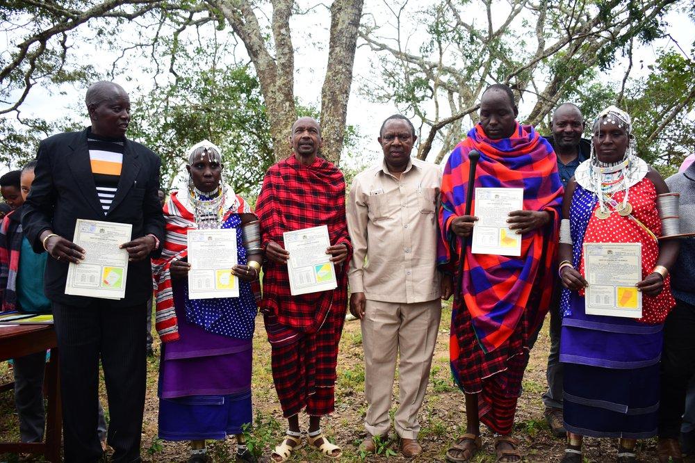 Pastoralists in Tanzania
