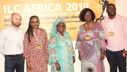 Regional Assembly 2019 in Abidjan_Israel/ILC