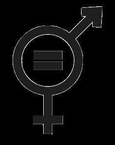 gender equality sign