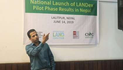Nepal Landex