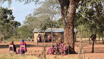 Maasai pastoral leaders brainstorm in Ole Ngepa - Kiteto, Tanzania_Israel/ILC