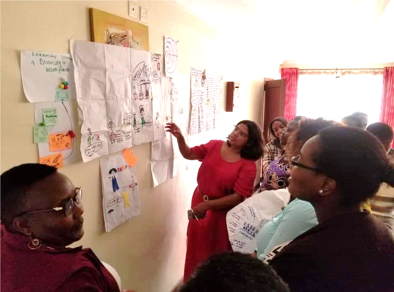 women leadership workshop kenya (2019)_facilitation