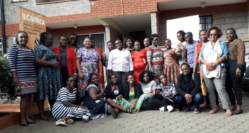 women leadership workshop kenya (2019)_group